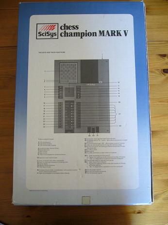 Chess Champion Mark V (English) 4 18 x 18