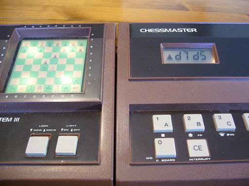 Chess Champion Super System III  15 20x22