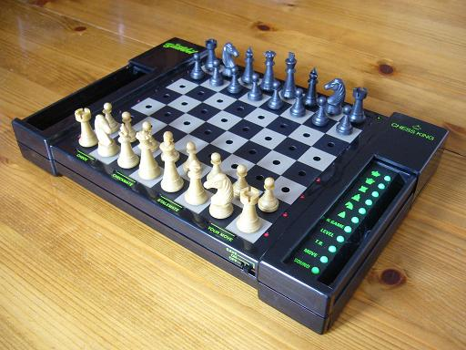 Chess King Counter Gambit  5  20 x 20