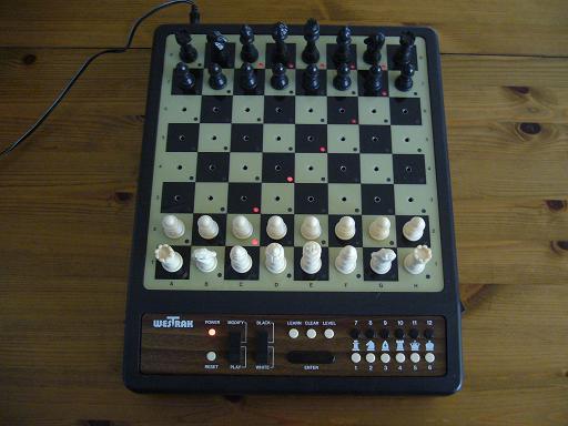 Westrak Computer Chess